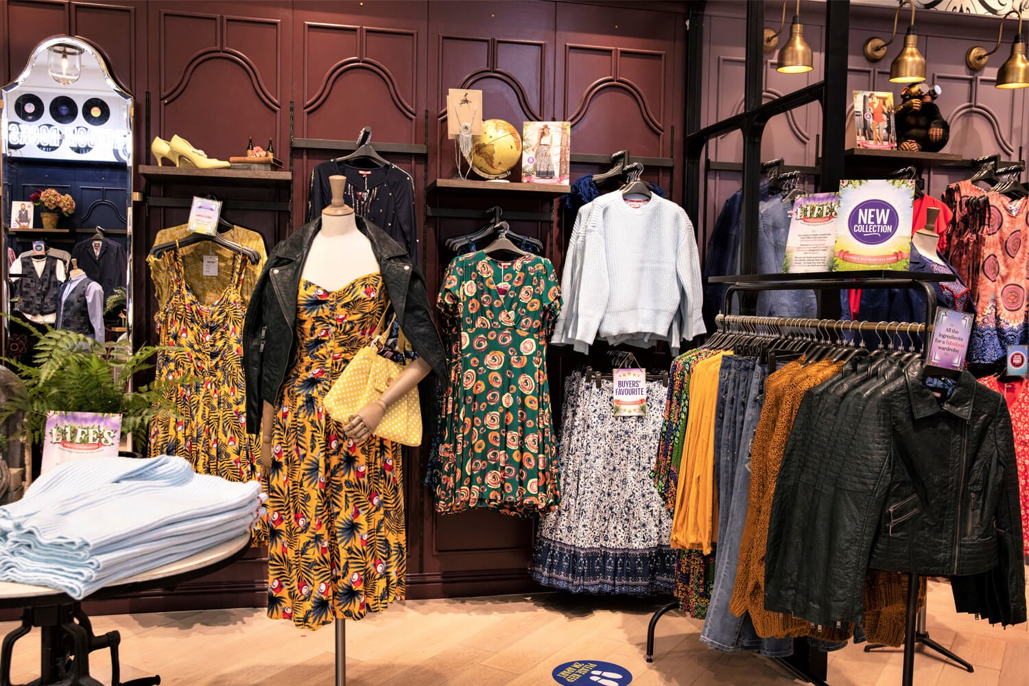 Welcome Back to Joe's Remarkable Stores: Meadowhall​