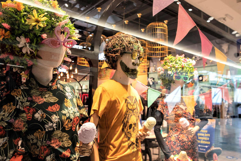 Welcome Back to Joe's Remarkable Stores: York Designer Outlet