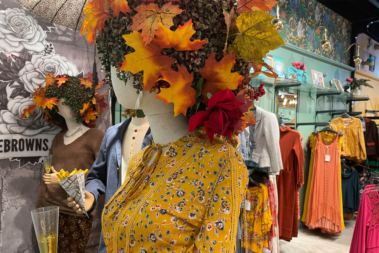 York Outlet: Autumn Styles to Make You Smile