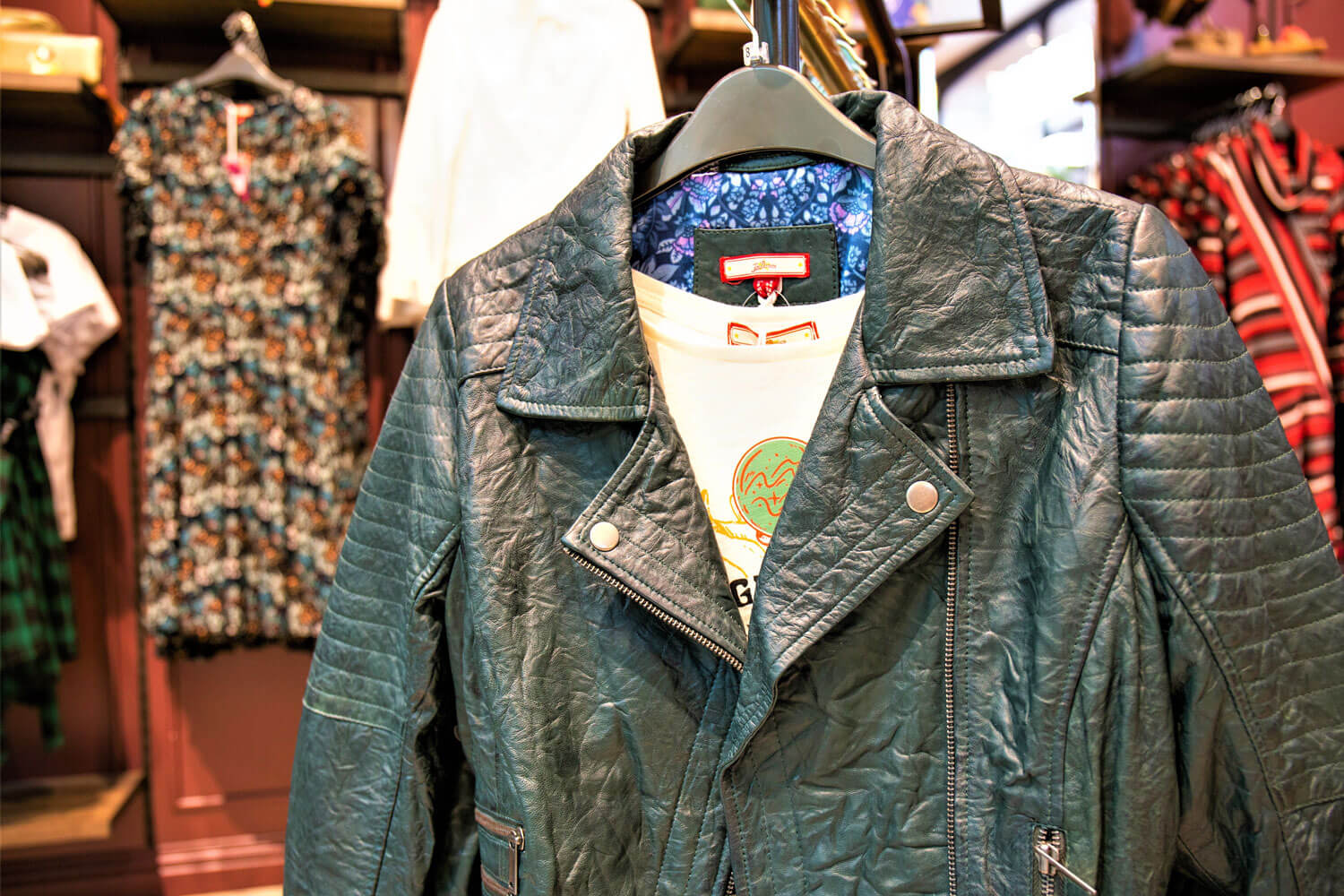 Meadowhall Store: It's all in the detail