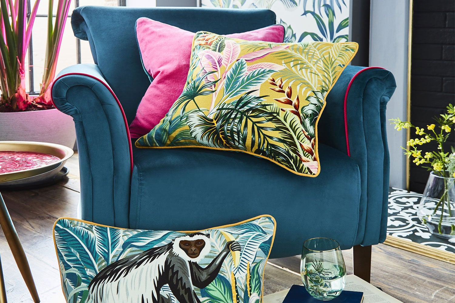 New Destination Paradise Homeware Range
