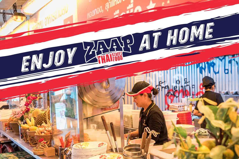 Cook a Zaap Pad Thai at home!