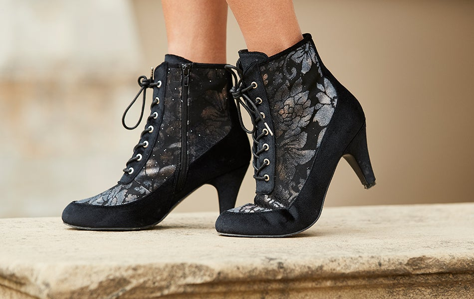 Ankle Boots Edit