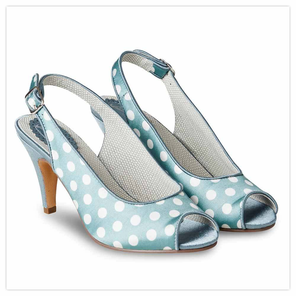 Sweet Thing Slingback Shoes