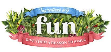Life's Essential Ingredients - Fun Always The Best Medicine