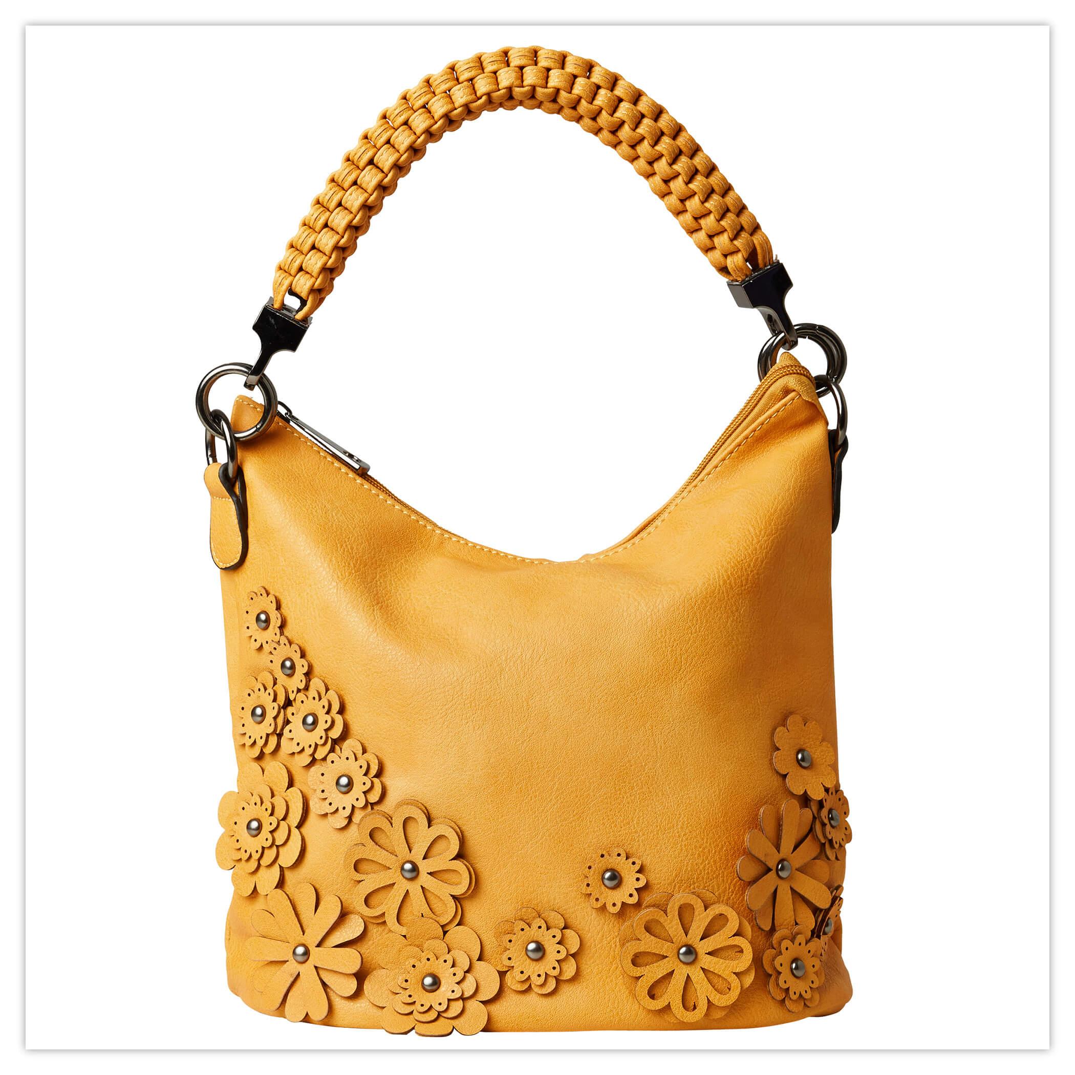 Joe Browns Gorgeous Flower Applique Bag