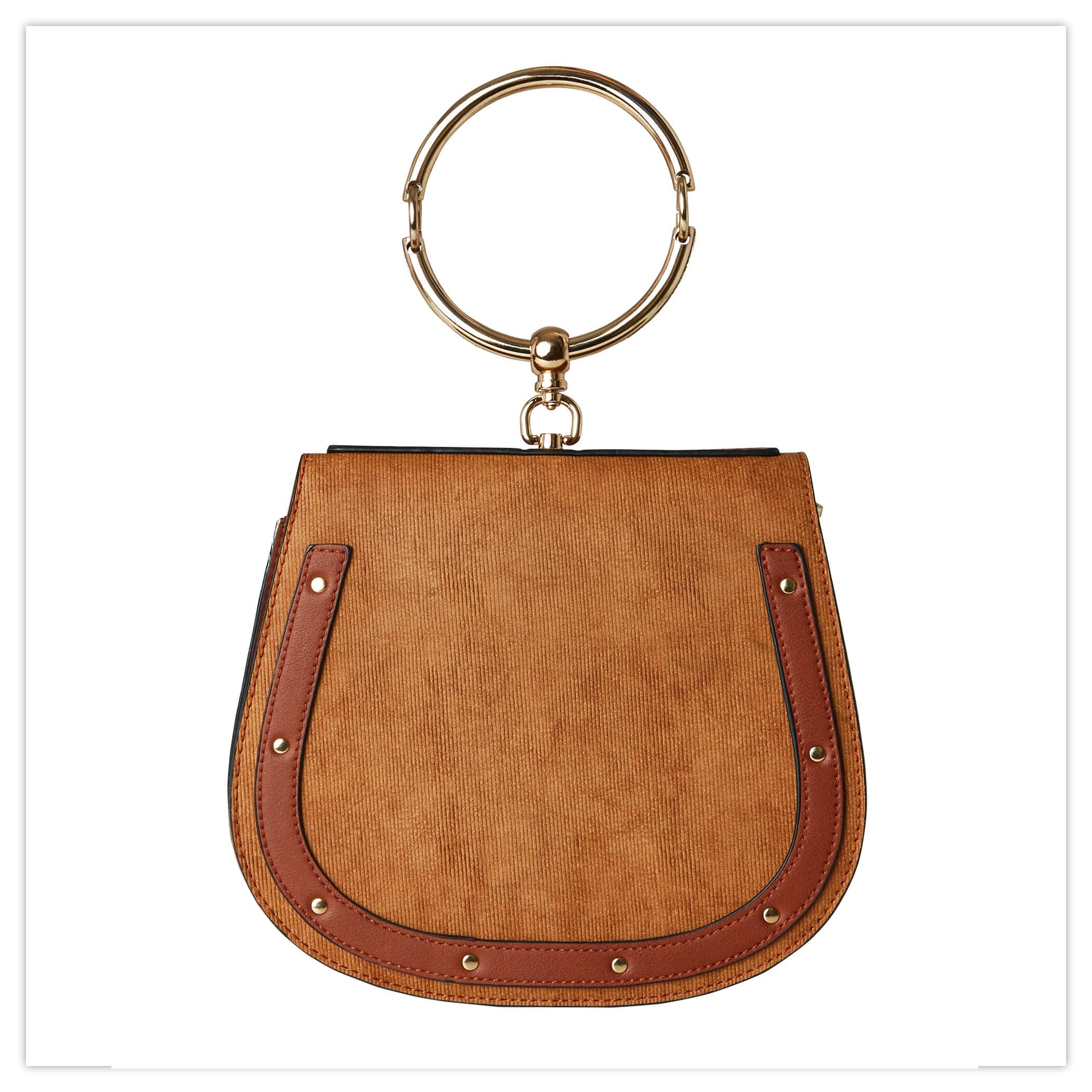 Joe Browns Studded Saddle Bag