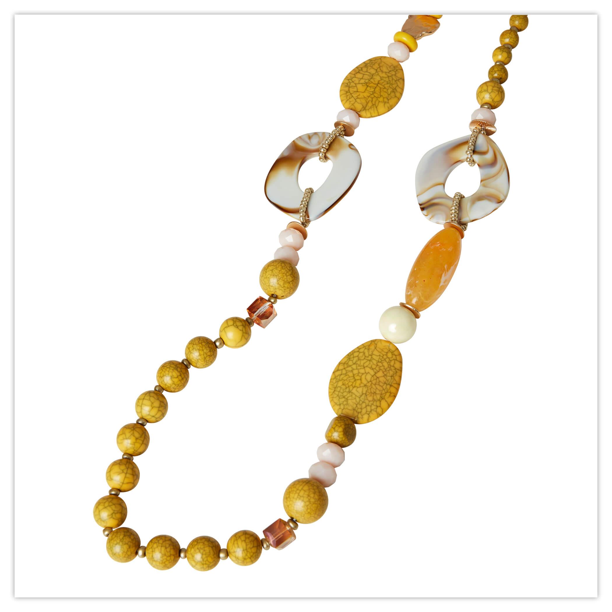 Joe Browns Sensational Stone Necklace