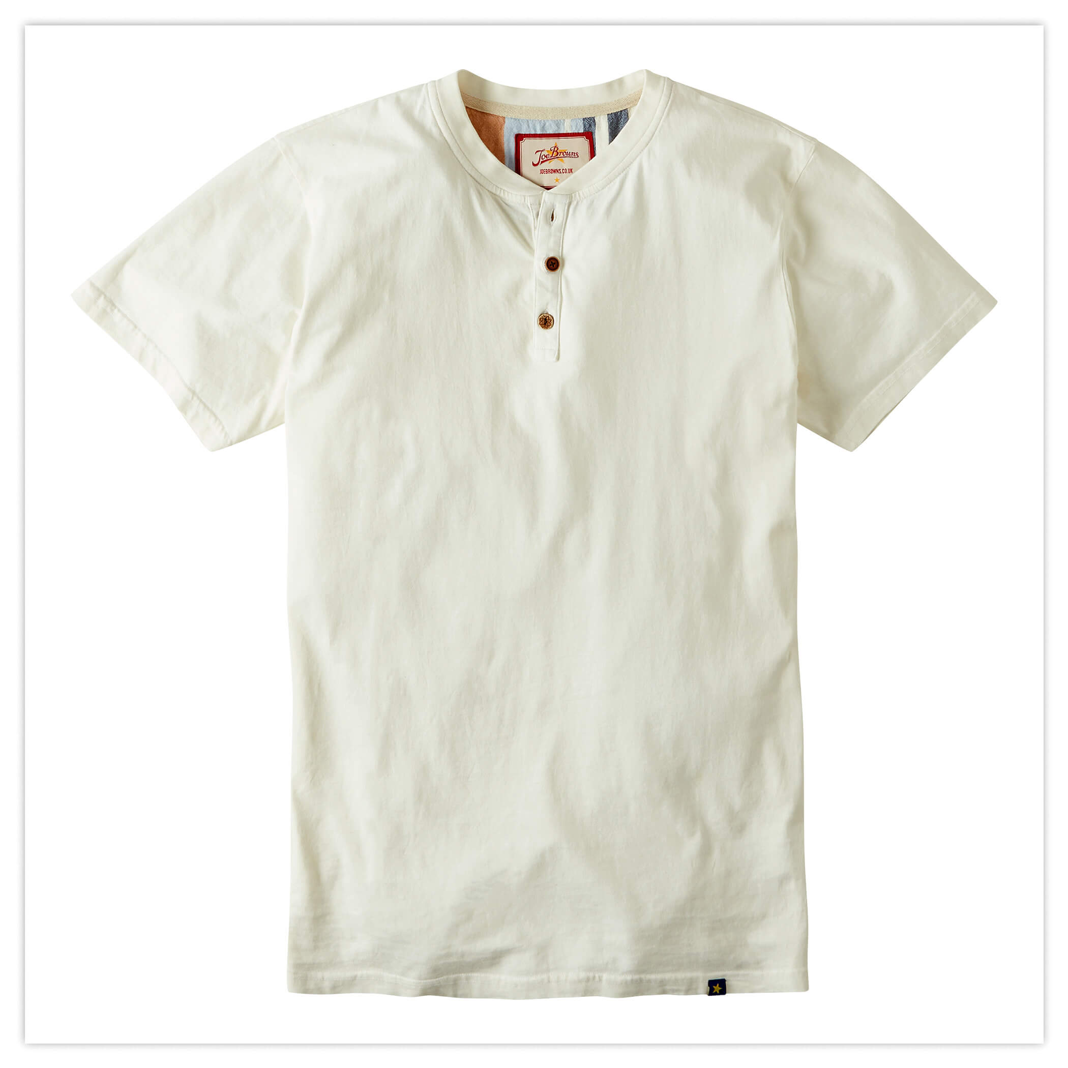 Wear It With Anything Henley