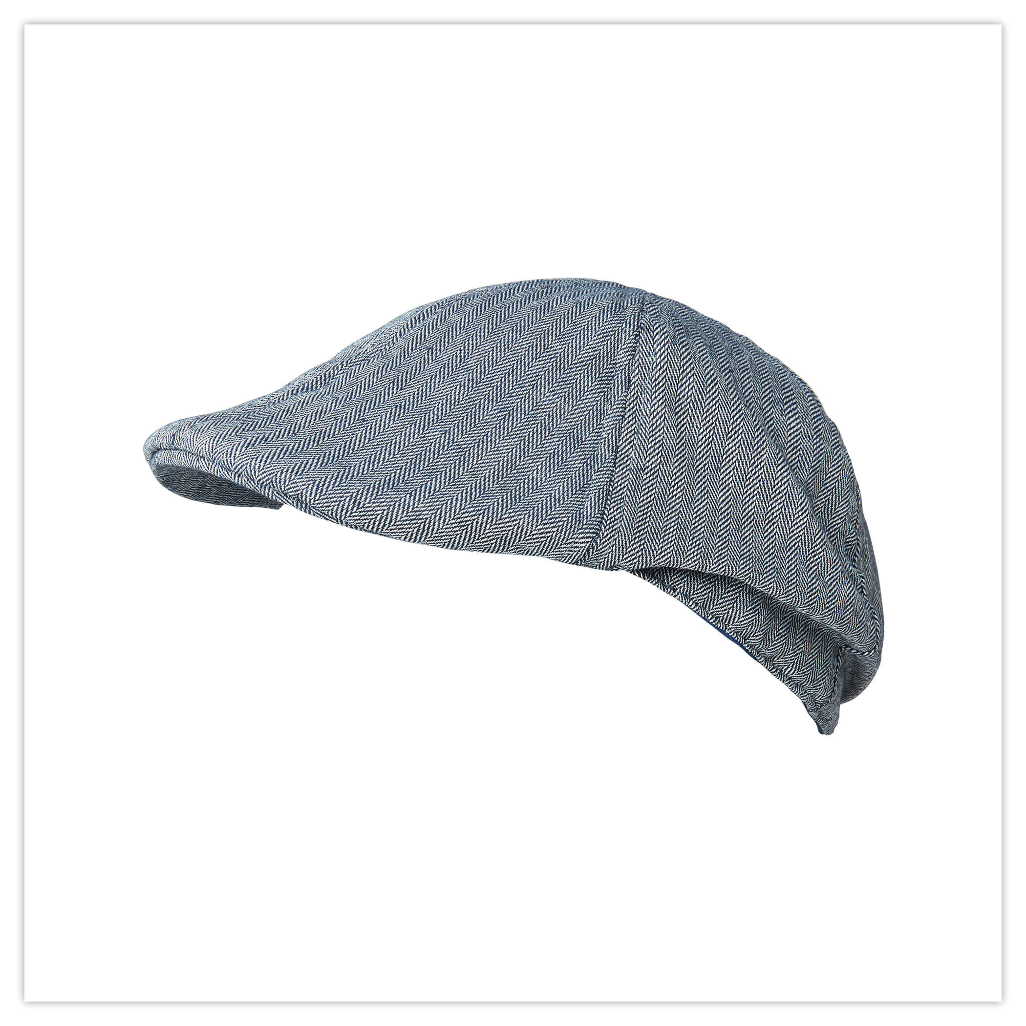 Joe Browns Herringbone Peaky Flat Cap