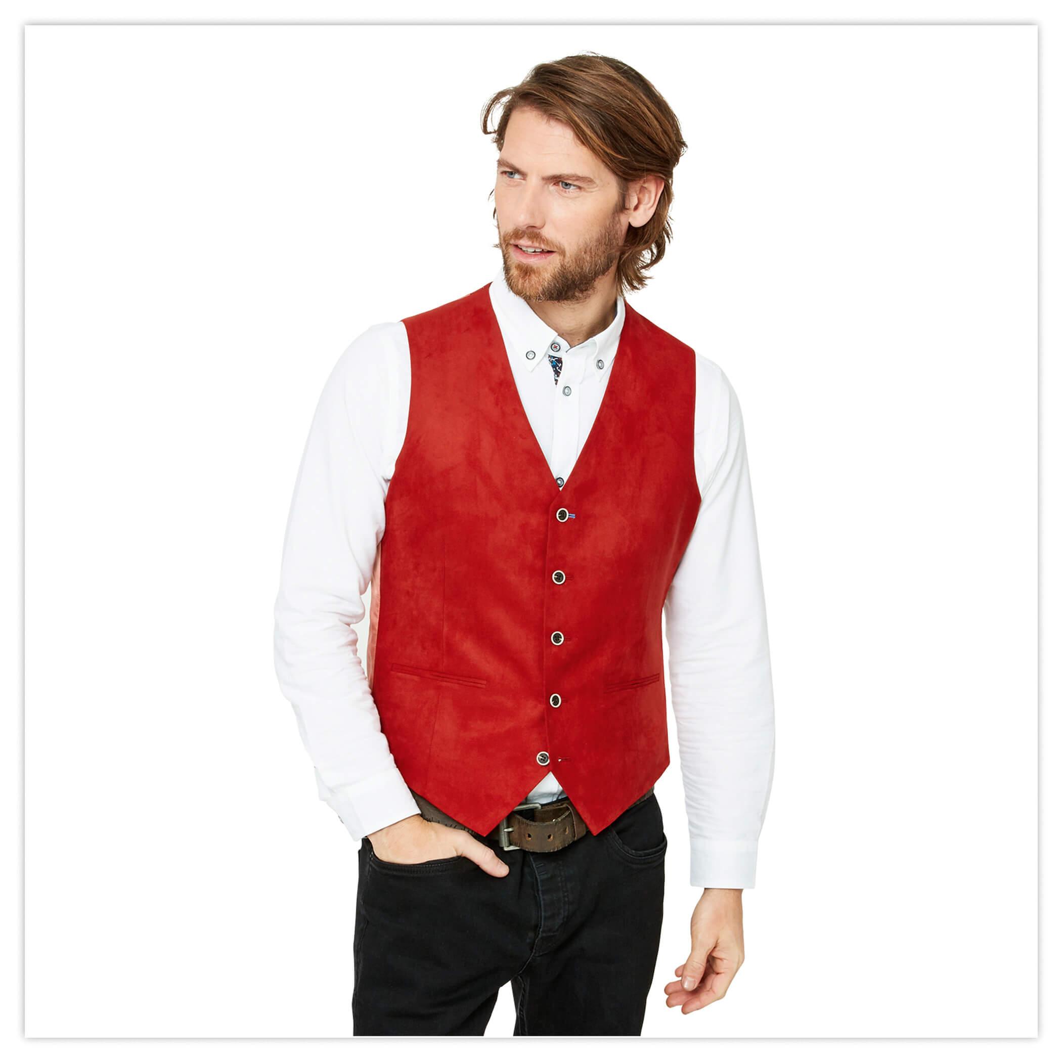 Confident Cool Waistcoat