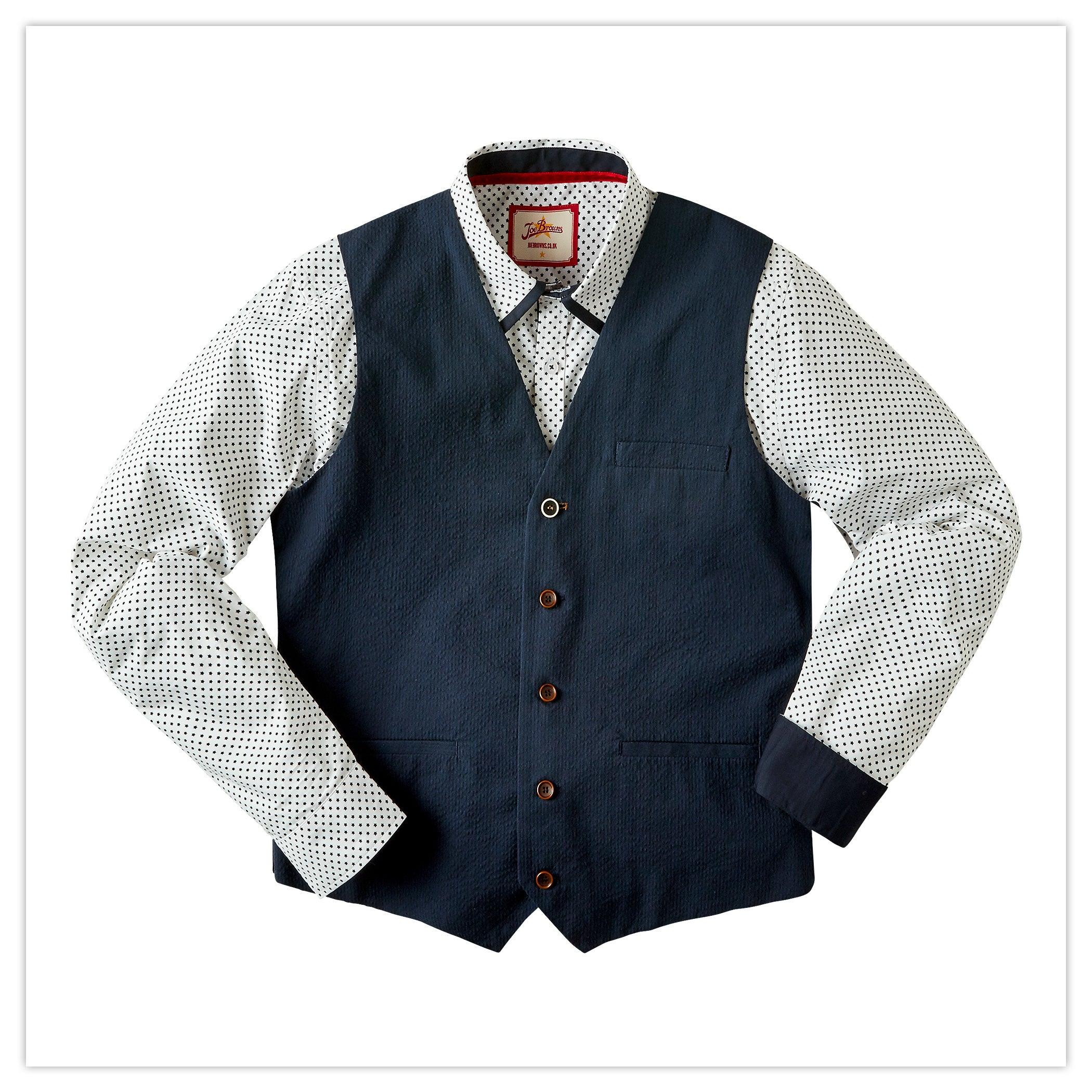 Superb Summer Waistcoat
