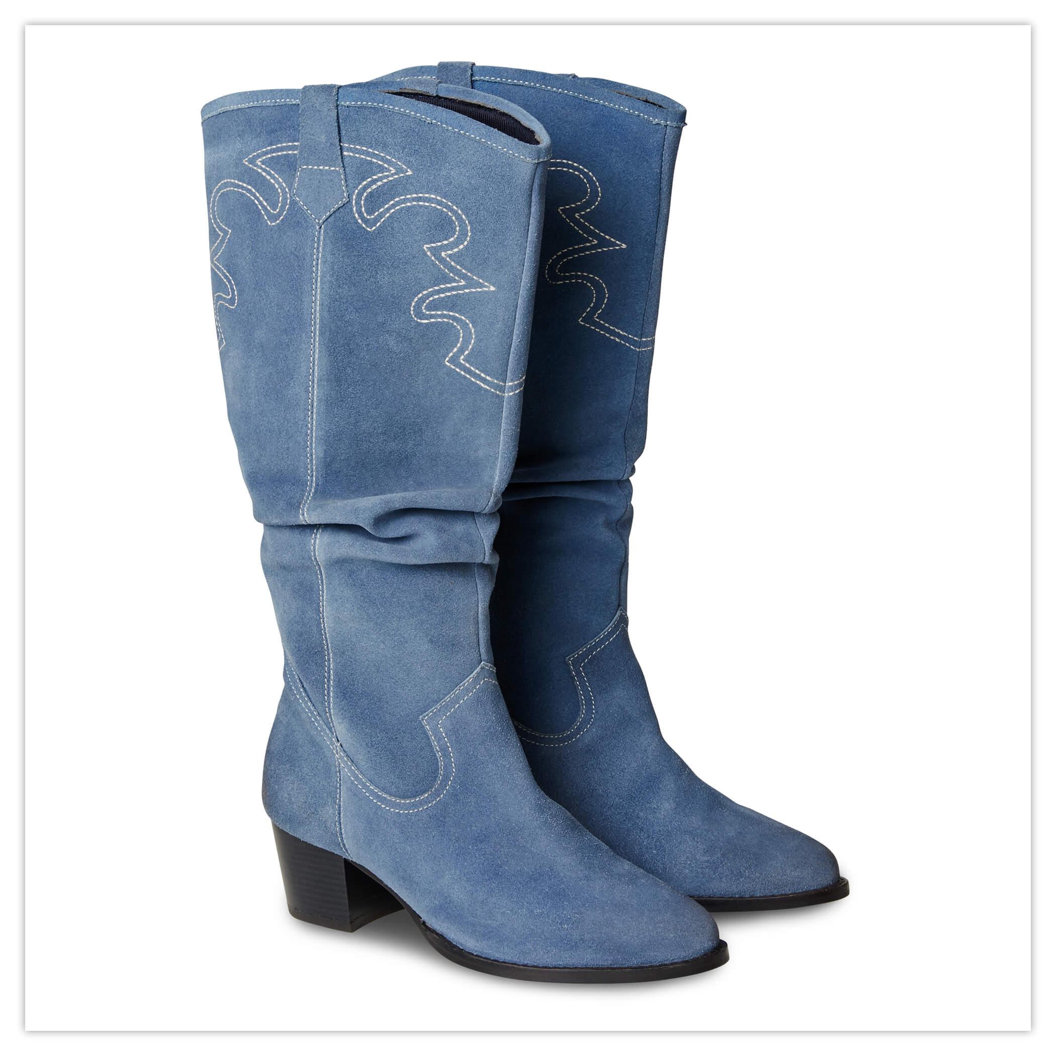 Joe Browns Sundown Suede Slouch Boots