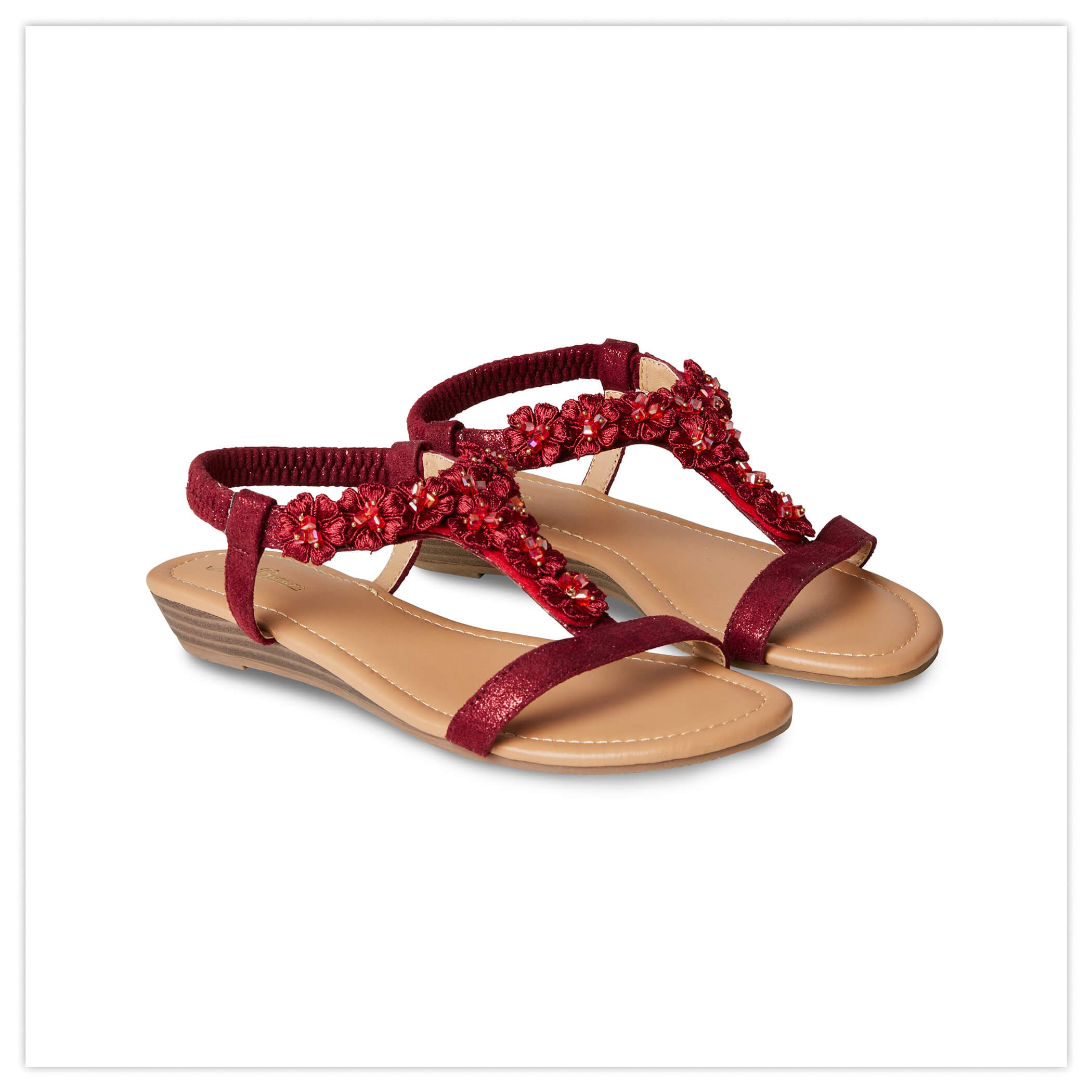 TURNING HEADS SANDALS