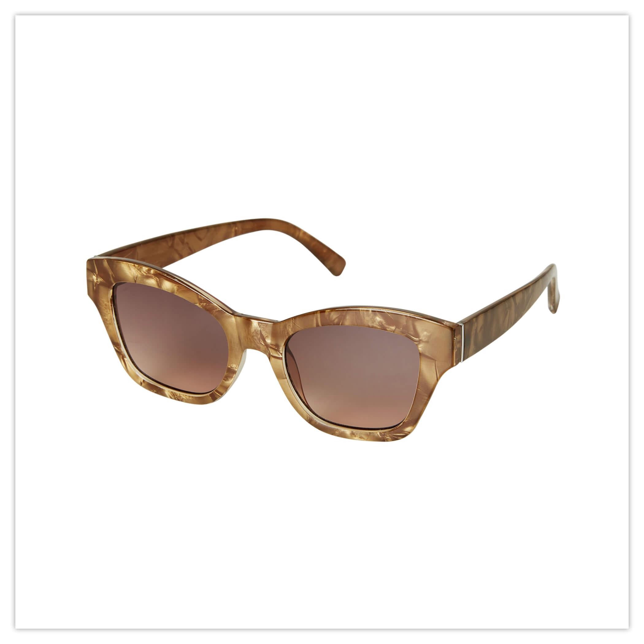 Joe Browns Shell Effect Retro Sunglasses