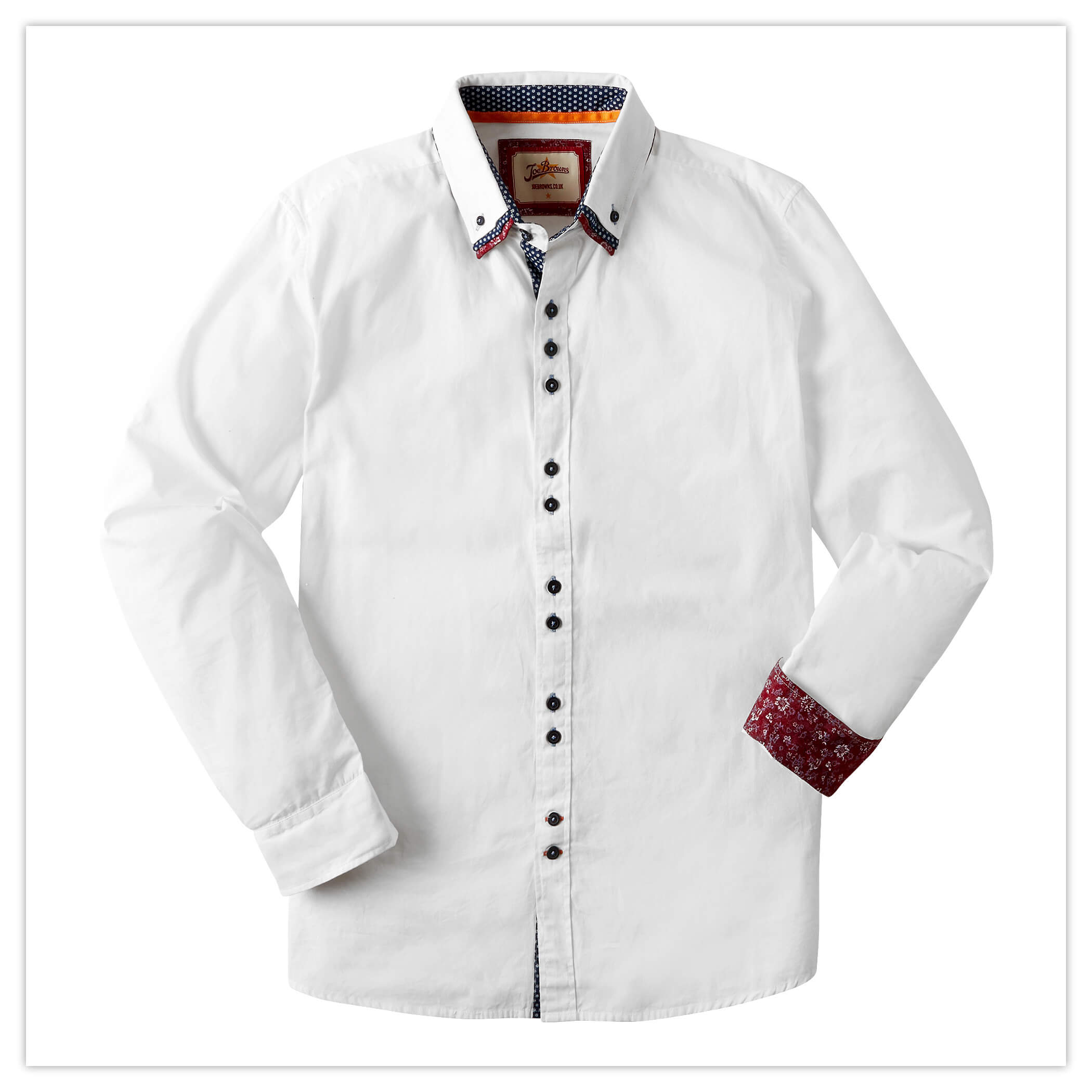 Joe Browns Triple The Style Shirt