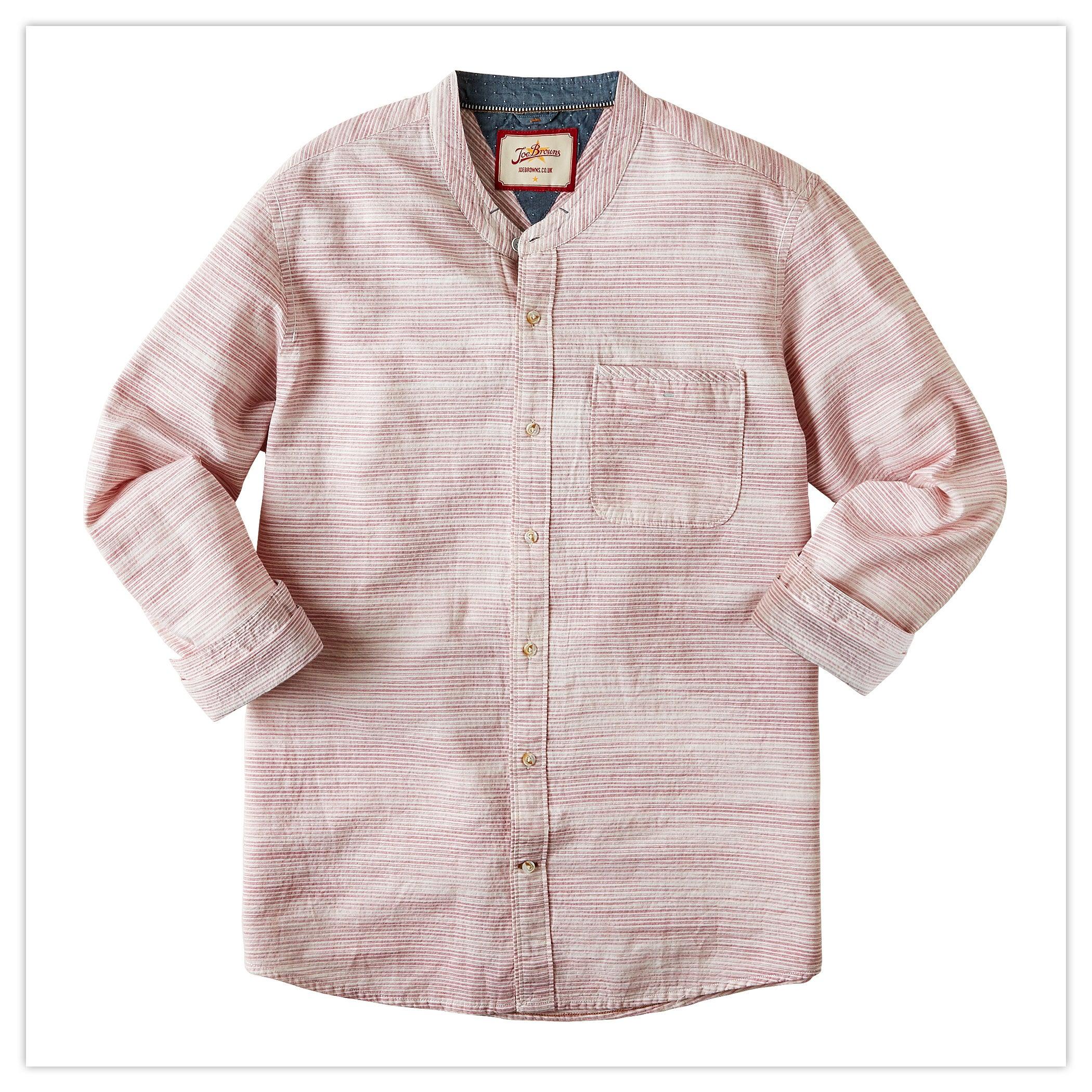 Easy Grandad Shirt