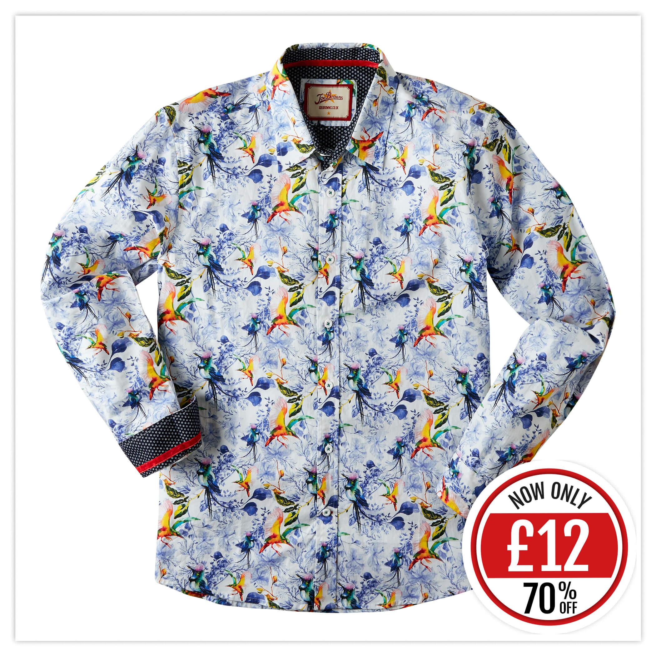 Fun Floral Shirt