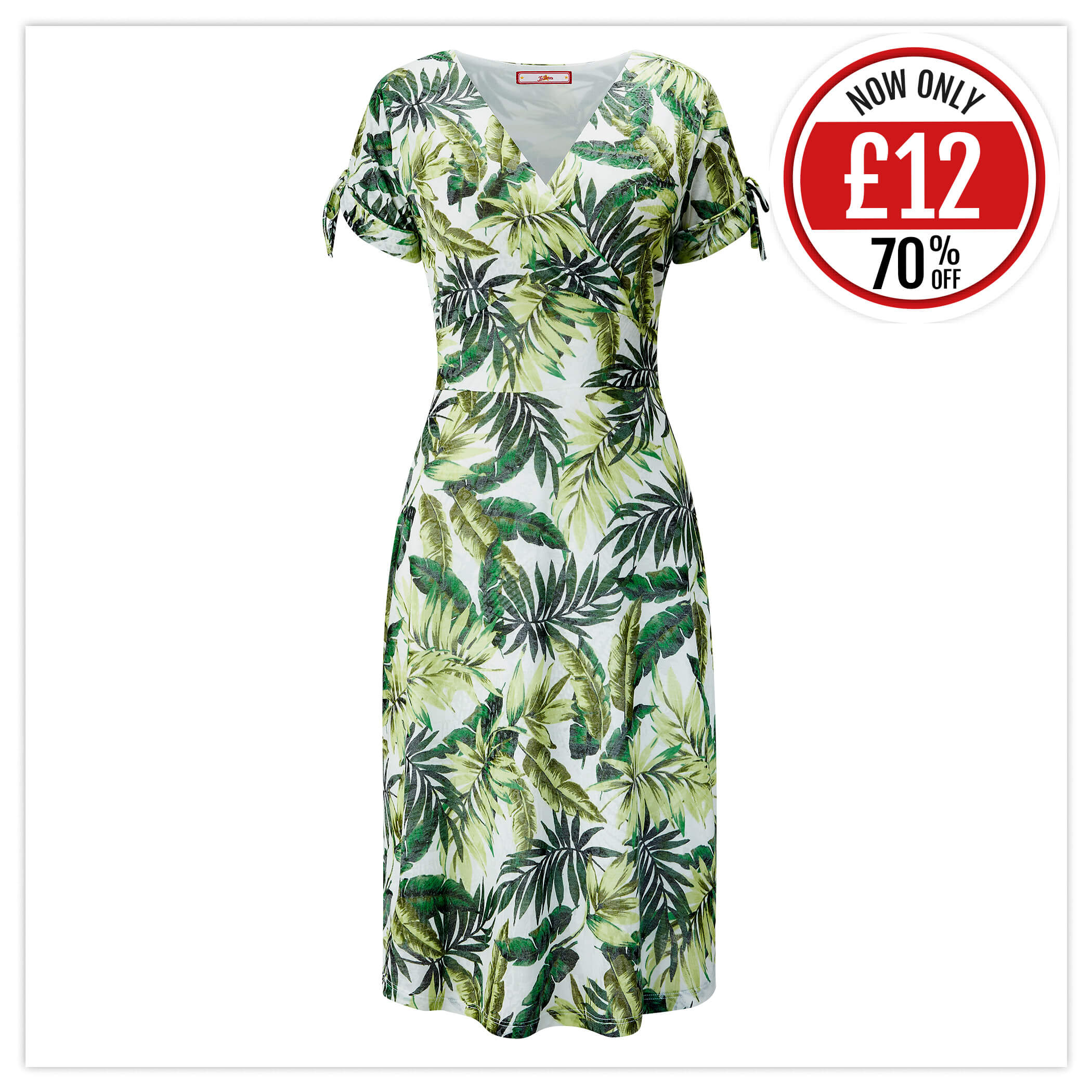Jazzy Jungle Dress