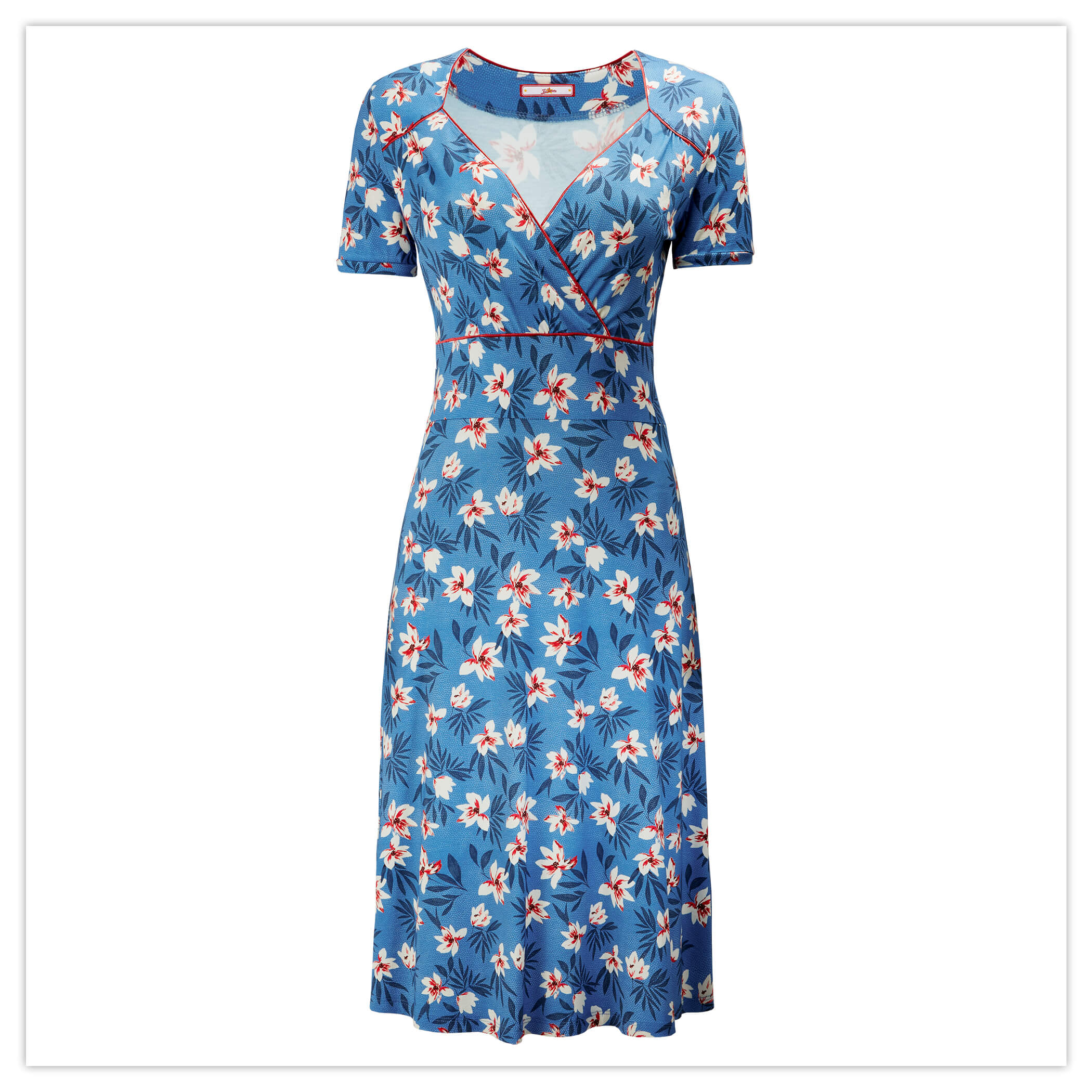 Perfect Floral Dress