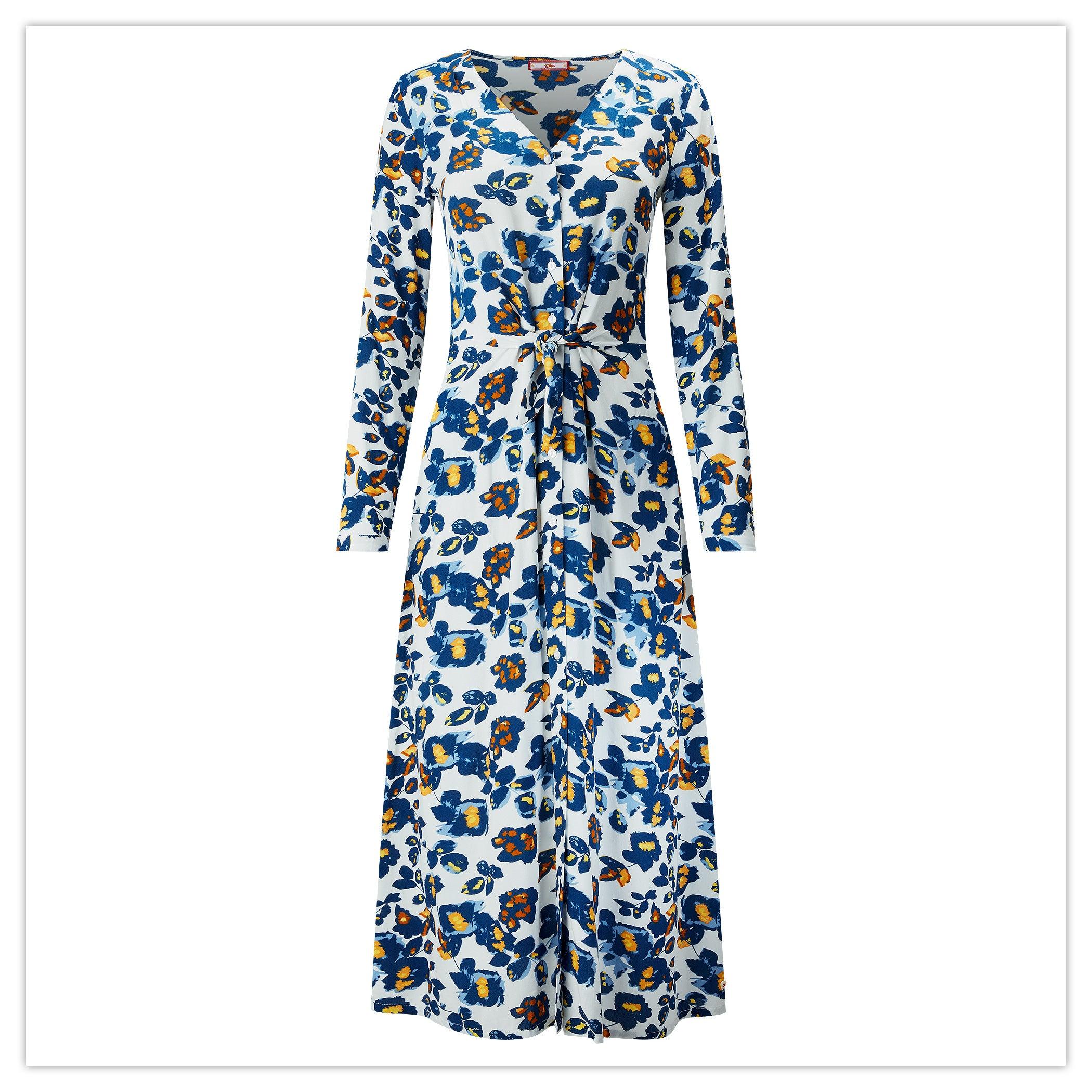 Joe Browns Floral Button Through Dress