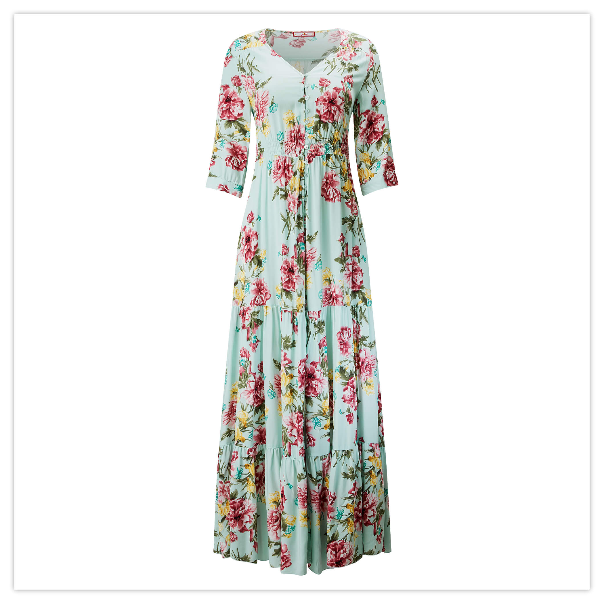 Joe Browns Tantalising Tiered Dress