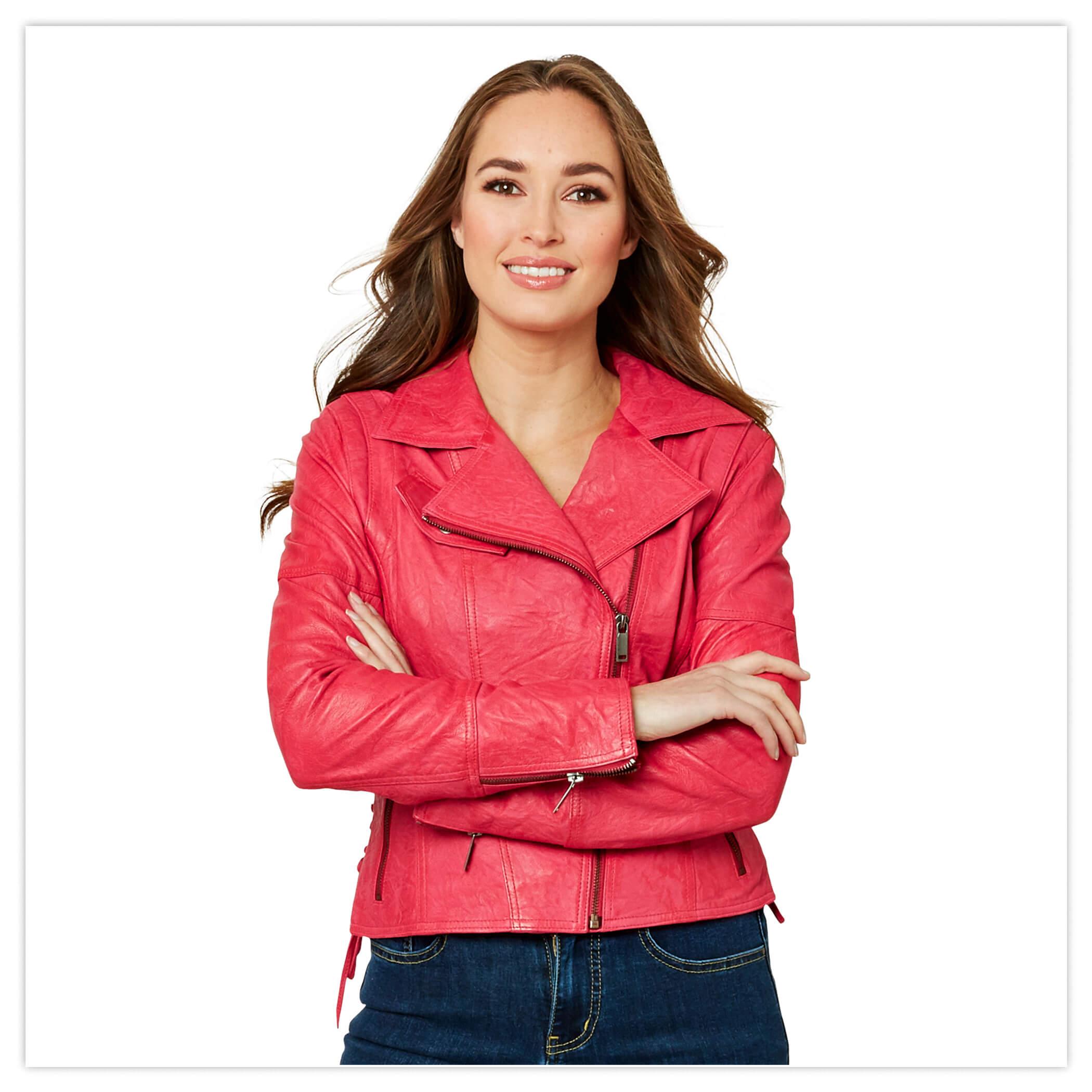 Funky Leaher Jacket