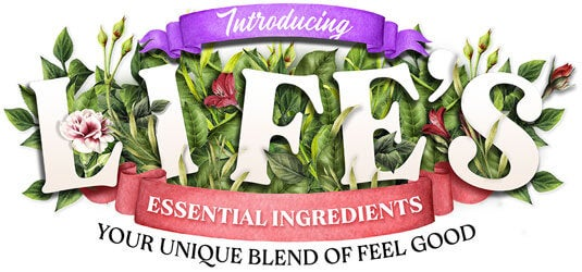 Life's Essential Ingredients - Your Unique Blend Of Feel Good