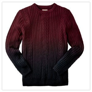 Joe Browns Dipped To Perfection Jumper
