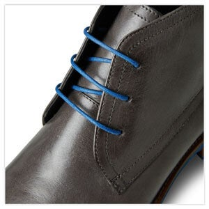 New Territory Blue Flash Boots