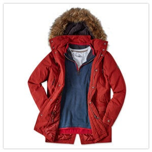 Joe Browns Into The Woods Parka Coat