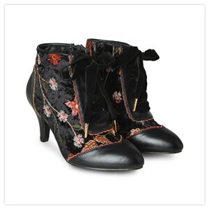 Joe Browns Wild Side Embroidered Bootees