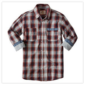 Joe Browns Not So Classic Plaid Shirt