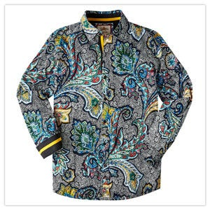 Joe Browns Fun In Paisley Shirt