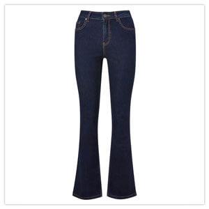 Joe Browns Women's Bootcut Jeans in Blue