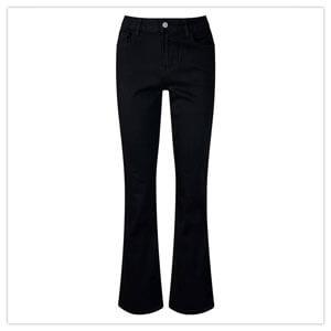 Joe Browns Women's Bootcut Jeans in Black