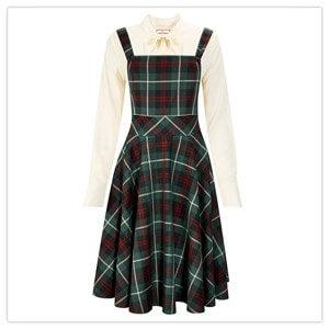 Joe Browns Tarten Pinafore Dress