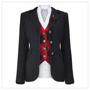 Velvet Collar Jacket