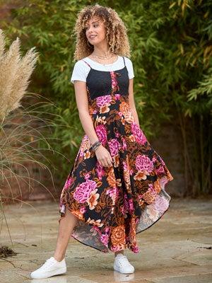 Joe Browns Vibrant Strappy Dress
