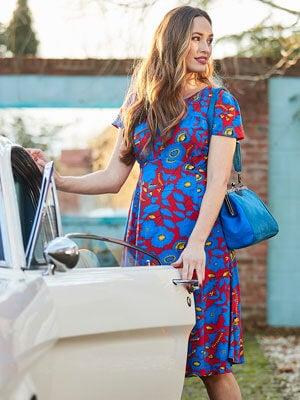 Joe Browns Bountiful Blooms Dress
