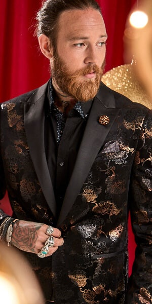 Joe Browns Christmas Party Styles for Men