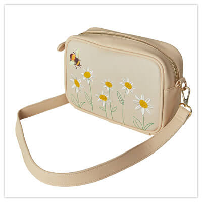 Joe Browns Bee Daisy Embroidered Bag