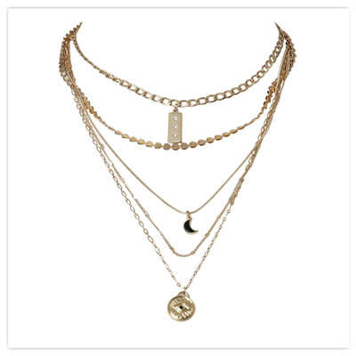 Joe browns San Rafael Layered Necklace