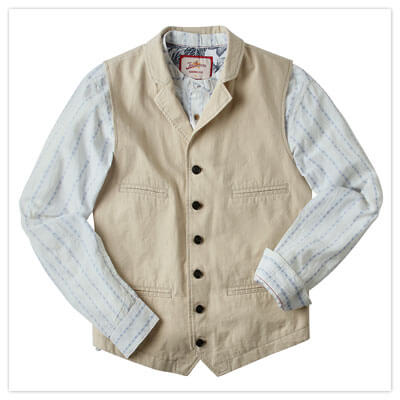 Joe browns Wonderful Workwear Waistcoat