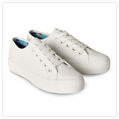 Joe Browns Got To Have It White Pumps