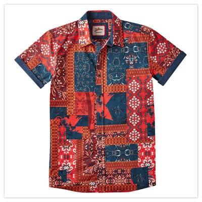 Joe Browns Perfect Patchwork Shirt