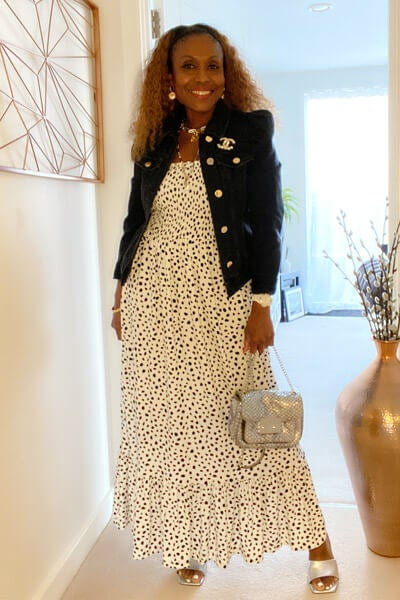 Joe Browns Dalmatian Print Dress