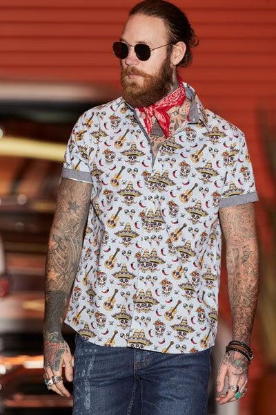 Joe Browns Holiday Vibes Shirt