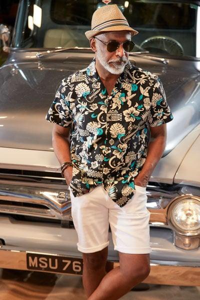 Joe Browns Tikki Men's Shirt