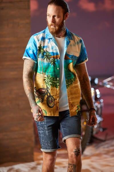 Joe Browns Hit The Sands Shirt